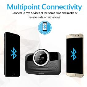 Bluetooth headset for cars from PROMATE - cheap price