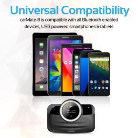 Bluetooth koptelefoon PROMATE van originele kwaliteit