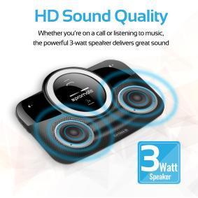 8038 Bluetooth-headset för fordon