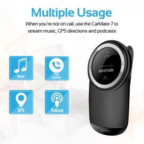 PROMATE Cuffia Bluetooth 8039