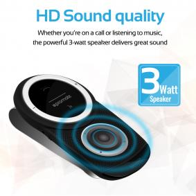 8039 Bluetooth koptelefoon voor voertuigen