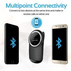 8039 PROMATE Bluetooth koptelefoon voordelig online