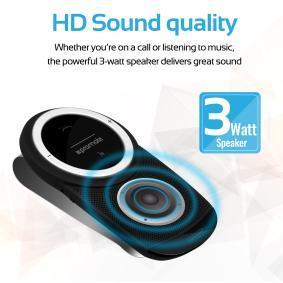 8039 Bluetooth-headset för fordon