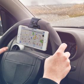 Matkapuhelinpidikkeet autoihin PROMATE-merkiltä: tilaa netistä