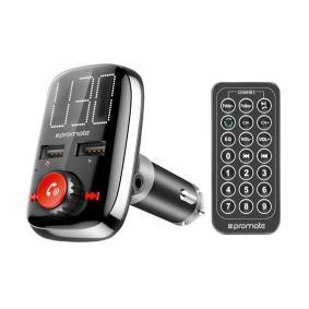 FM transmitter pro auta od PROMATE: objednejte si online