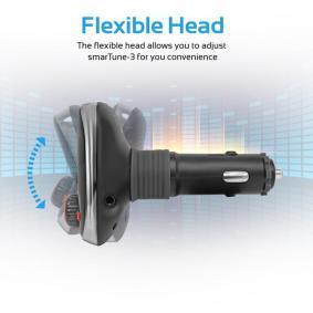 FM-transmitter voor auto van PROMATE: voordelig geprijsd
