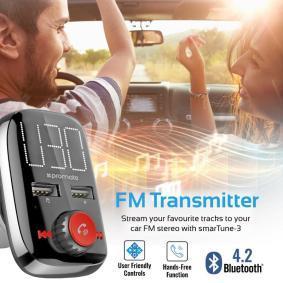 PROMATE 7066 FM-transmitter