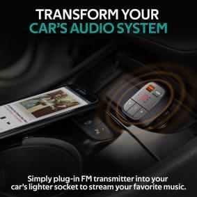Ακουστικά κεφαλής με λειτουργία Bluetooth PROMATE γνήσιας ποιότητας