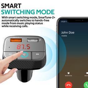 7062 PROMATE Bluetooth koptelefoon voordelig online