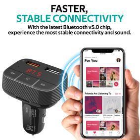 PROMATE 7062 Bluetooth koptelefoon