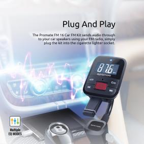 7063 Náhlavní set Bluetooth pro vozidla