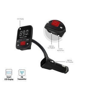 Zestaw słuchawkowy Bluetooth do samochodów marki PROMATE - w niskiej cenie