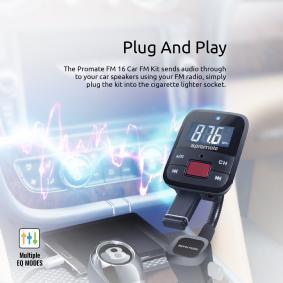 7063 Bluetooth-headset för fordon
