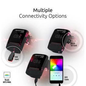 Náhlavní set Bluetooth pro auta od PROMATE – levná cena