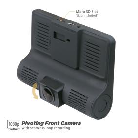 8099 Dash cam para veículos