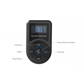 Transmisor FM para coches de SCOSCHE - a precio económico