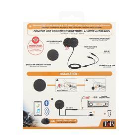 8112 Zestaw słuchawkowy Bluetooth do pojazdów