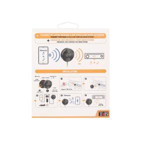 TnB 3664 Bluetooth koptelefoon