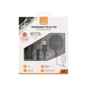 TnB Ακουστικά κεφαλής με λειτουργία Bluetooth 3663