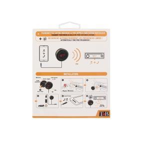 TnB 3663 Zestaw słuchawkowy Bluetooth