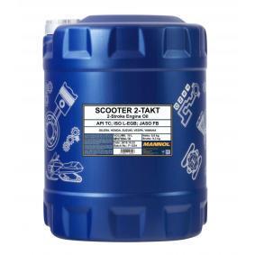 JASO FB Motoröl (MN7804-10) von MANNOL günstig bestellen