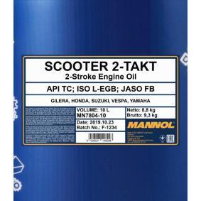 JASO FB Motoröl MANNOL MN7804-10 Online Shop