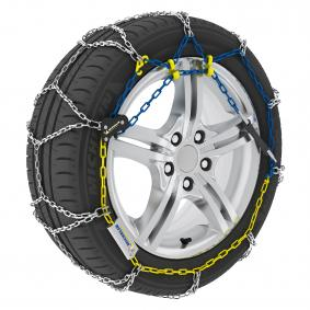 Catene da neve per auto del marchio Michelin: li ordini online