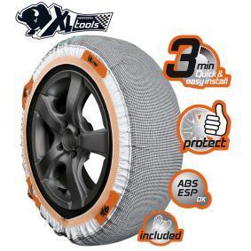 XL Sněhové řetězy 450456