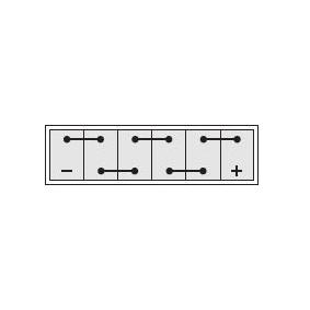 Akkumulator 189072 TAB