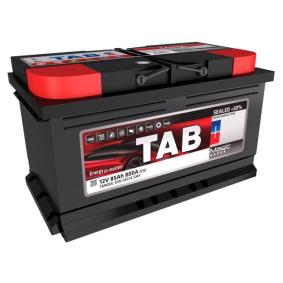 Starterbatterie TAB Art.No - 189085 OEM: 30772224 für VOLVO kaufen