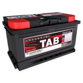 Starterbatterie TAB Art.No - 189085 OEM: 000915105AJ für VW, AUDI, SKODA, SEAT kaufen