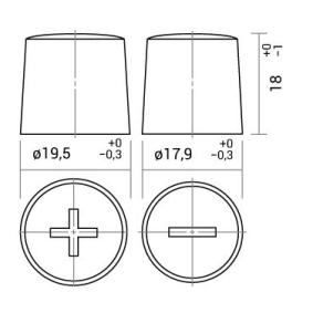 Akkumulator 212065 TAB
