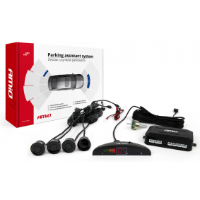 Parking sensors kit for cars from AMiO - cheap price