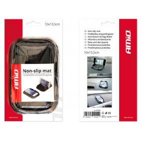 Alfombrilla antideslizante para coches de AMiO - a precio económico