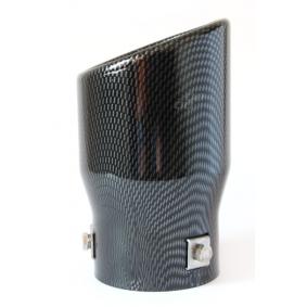 01117 Deflector tubo de escape para vehículos