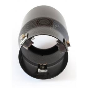 AMiO Deflector tubo de escape 01117 en oferta