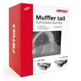 Exhaust Tip for cars from AMiO - cheap price