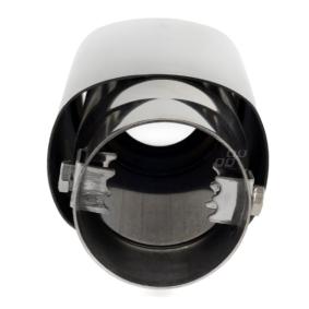 01315 AMiO Déflecteur de tuyau de sortie en ligne à petits prix