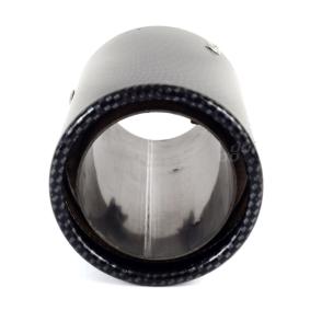 AMiO Deflector do tubo de escape 01316 em oferta