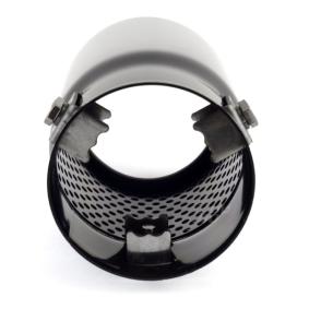 01317 AMiO Déflecteur de tuyau de sortie en ligne à petits prix