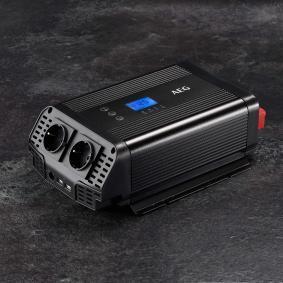 10059 Инвертор на електрически ток за автомобили