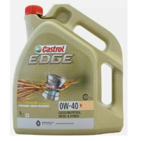 Olio motore SAE-0W-40 (15D33C) di CASTROL comprare online