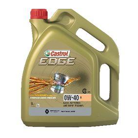 SAE-0W-40 Olio motore CASTROL 15D33C negozio online