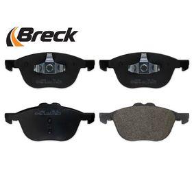 CV612K021BA für FORD, FORD USA, Bremsbelagsatz, Scheibenbremse BRECK (25748 00 701 00) Online-Shop