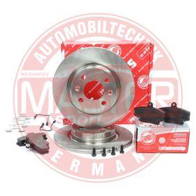 Bremsen Set 201201710 MASTER-SPORT