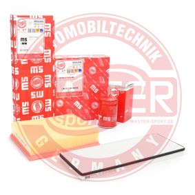 Filter Set MASTER-SPORT Art.No - 450001592 OEM: 06A115561E for VW, AUDI, HONDA, SKODA, SEAT buy