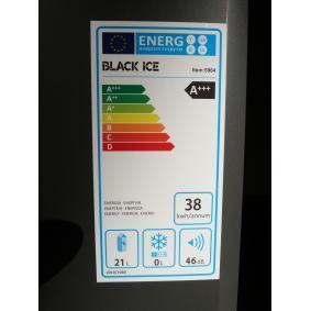 BLACK ICE Autós hűtőszekrény 5964 akciósan