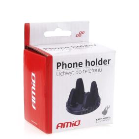 Държачи за мобилни телефони за автомобили от AMiO - ниска цена