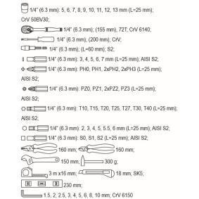 YATO Werkzeugsatz YT-38920 Online Shop