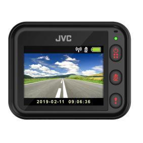 Dashcam för bilar från JVC – billigt pris